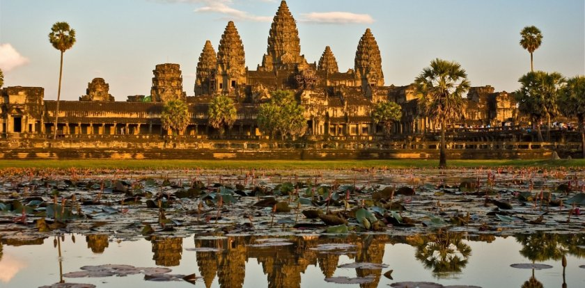 Architectural Tour in Angkor Wat