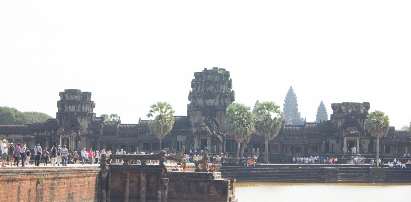 Private Tour in Angkor Wat