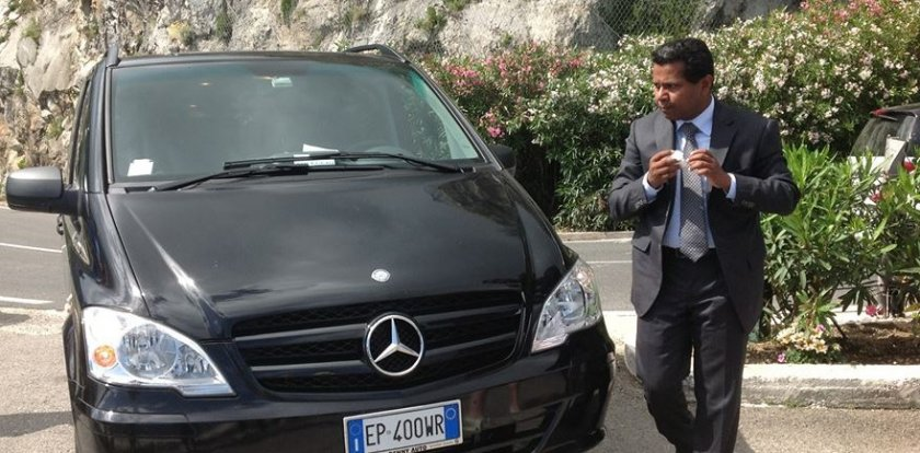 Car Tour in Rome with Antony Puthanthara