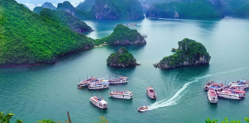 Multi Activity Tour in Vietnam