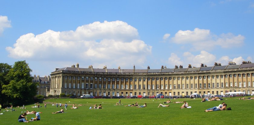 Heritage-History Tour in Bath