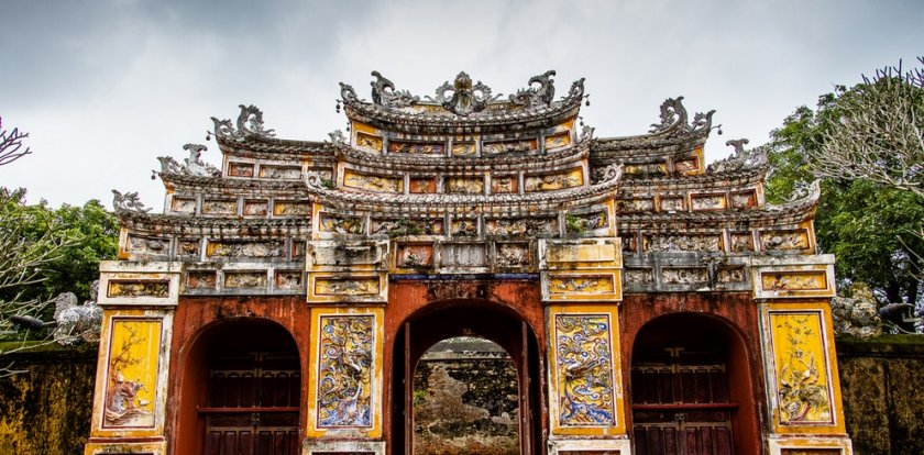 Heritage-History Tour in Hue