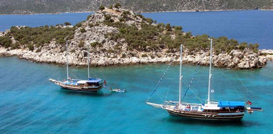Boat Tour in Bodrum
