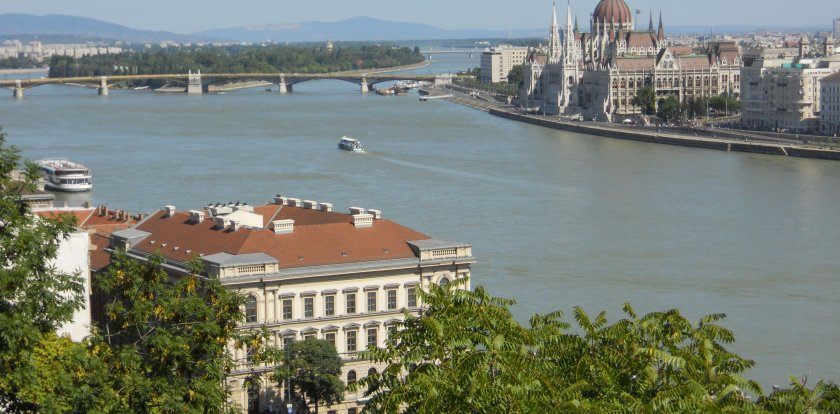 Walking Tour in Budapest