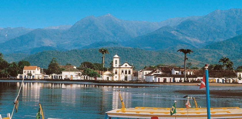 Boat Tour in Paraty