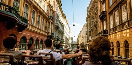 Car Tour in Budapest
