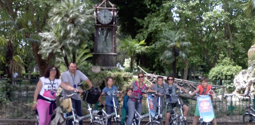 Bike Tour in Rome
