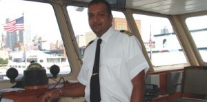 Boat Tour in New York City with Captain Bobby Rajkumar