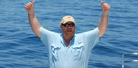 Fishing in Cabo San Lucas with Chris Vincent