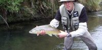 Fishing in Taupo with Craig Farrar