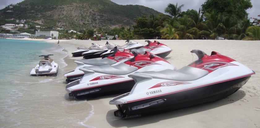 Water Activities in St Maarten-Saint Martin
