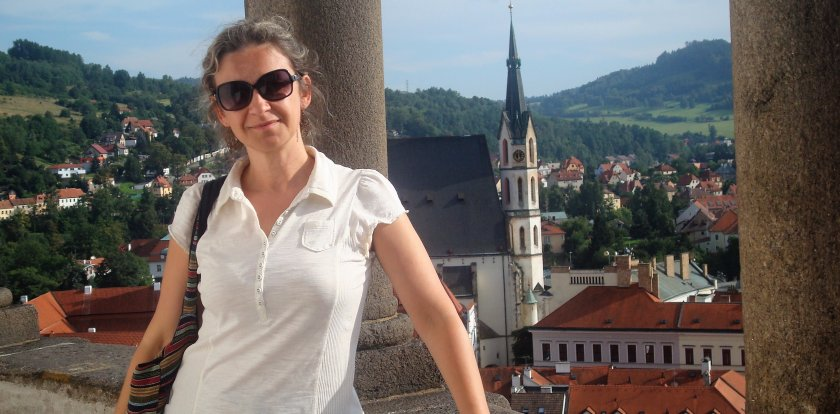 Heritage-History Tour in Cesky Krumlov with Wanda