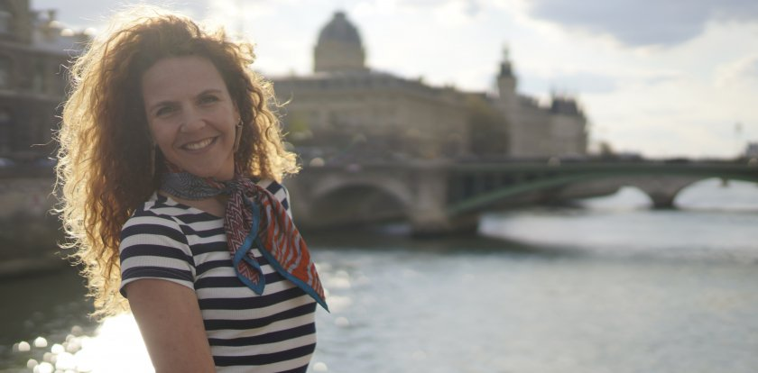 Walking Tour in Paris with Pamela Breit
