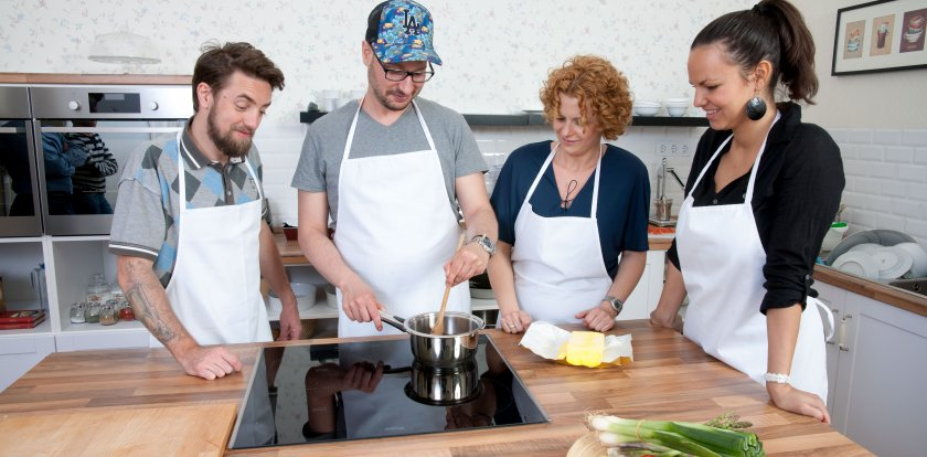 Cooking Tour in Budapest