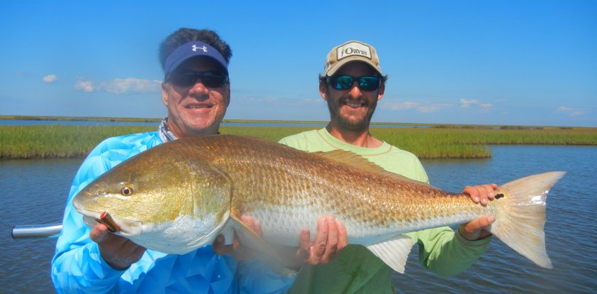 Fishing in New Orleans with Captain Kenny Ensminger