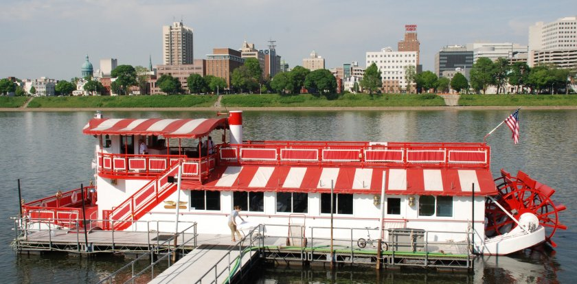 Boat Tour in Harrisburg