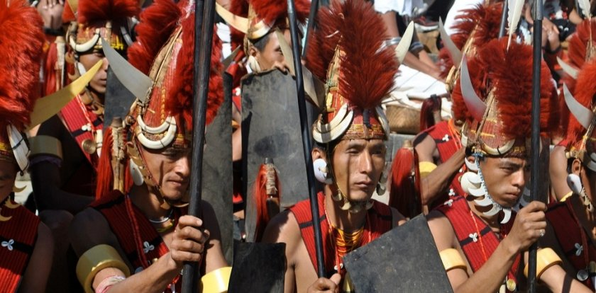 Cultural Immersion in Nagaland with Yanthung