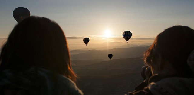 Air Tour in Goreme