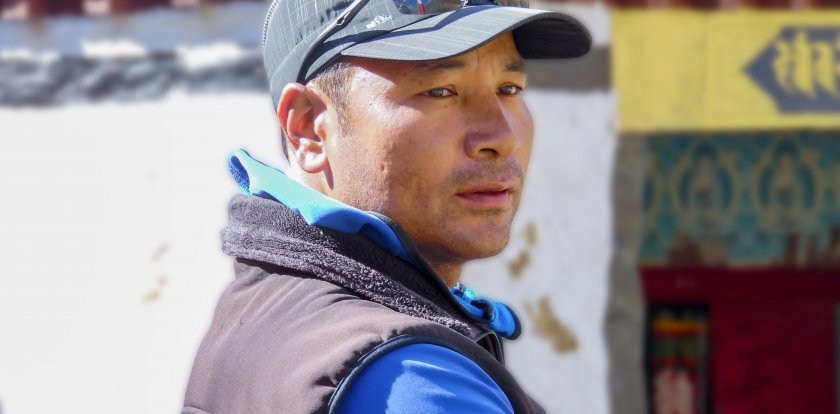 Hiking Trekking in Solukhumbu with Dorji Tamang