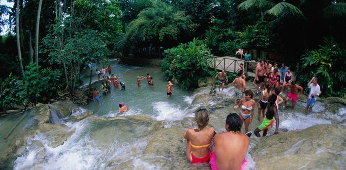 Waterfall Tour in Ocho Rios