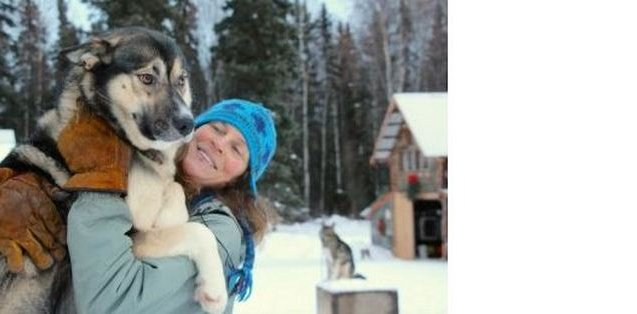 Dog Sledding in Fairbanks with Eleanor K. Wirts