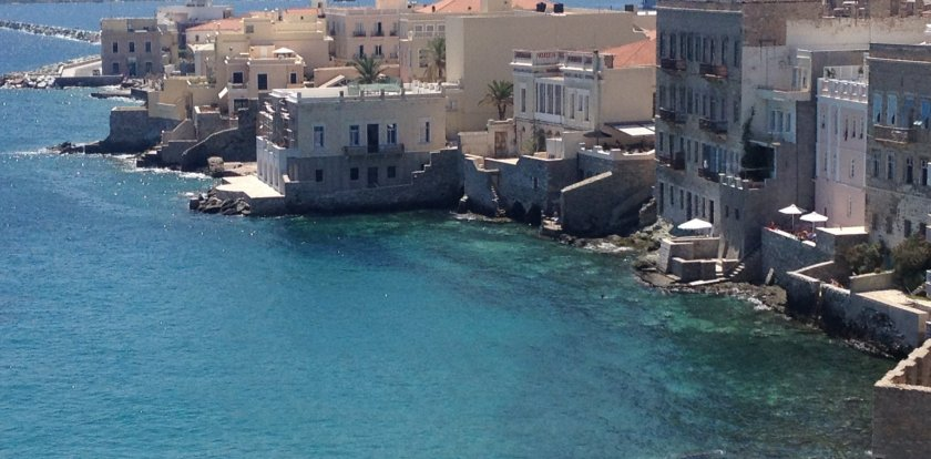 Cultural Immersion in Syros