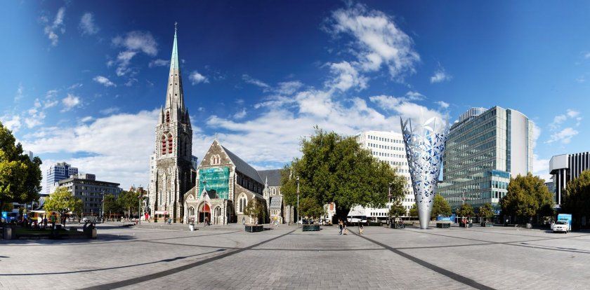 Coach Tour in Christchurch