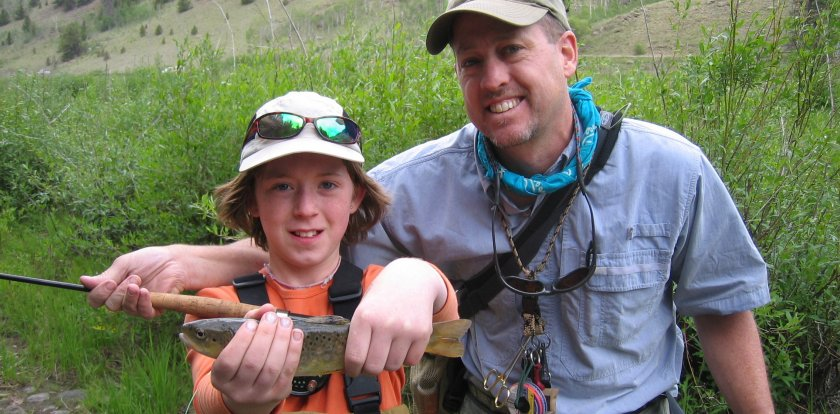 Fly Fishing in Lake City