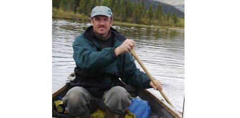 Fishing in Whitehorse with Frank Mueller