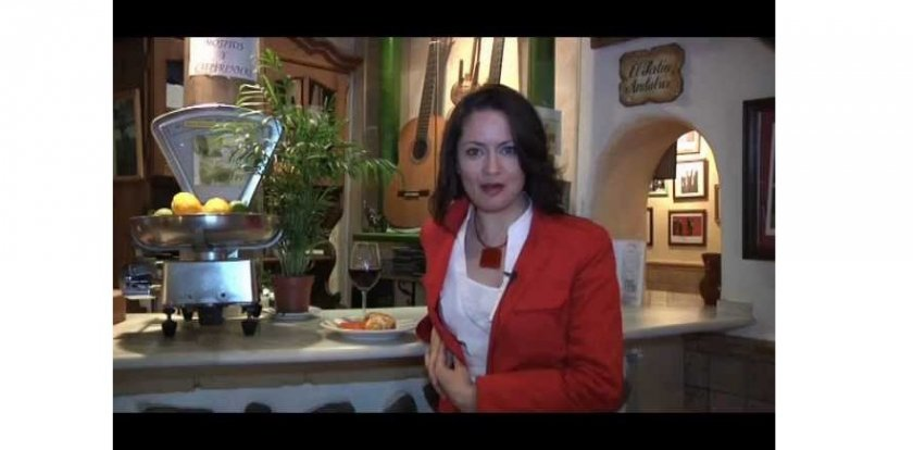 Food Tour in Granada with Gayle Mackie