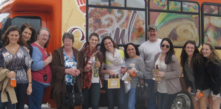 Food Tour in Lafayette