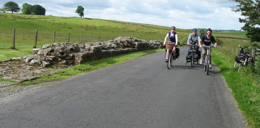 Bike Tour in Carlisle
