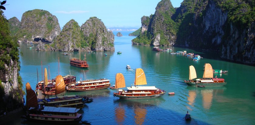 Halong Bay- Jewel of the World