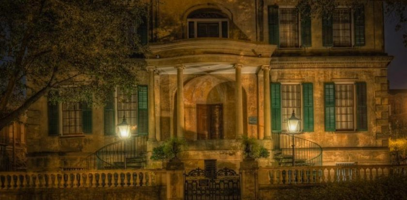 Ghost or Vampire Tour in Savannah