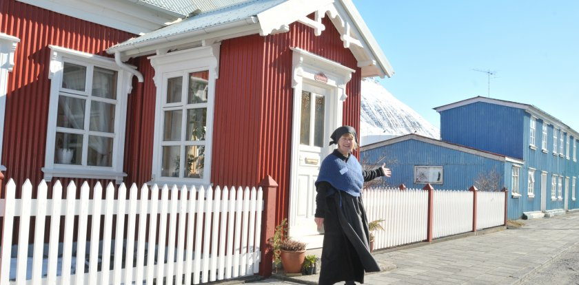 Walking Tour in Isafjordur