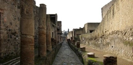 Heritage-History Tour in Herculaneum