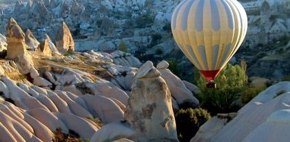 Hot Air Ballooning in Goreme