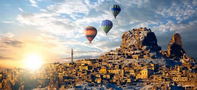 Explore Turkey