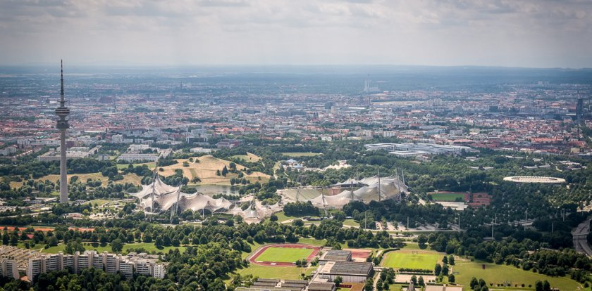Helicopter Tour in Munich