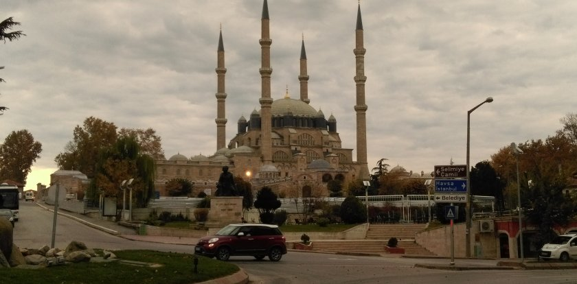 Architectural Tour in Edirne