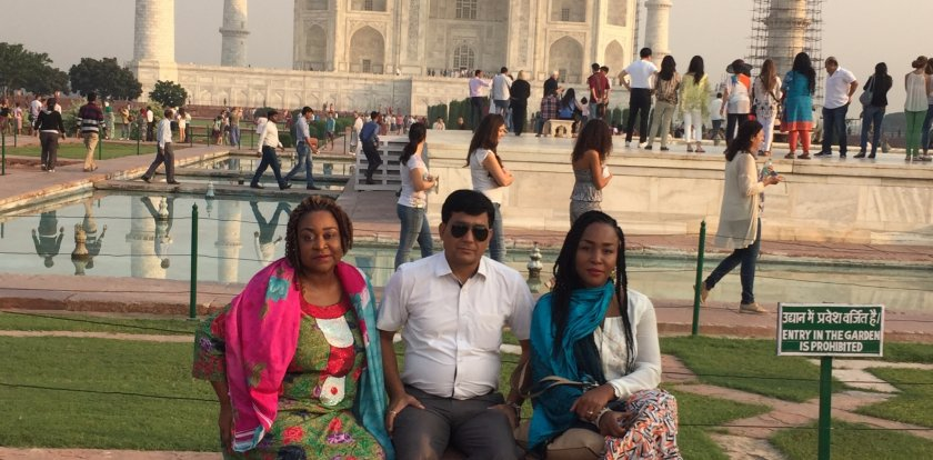 Private Tour in Agra with Manoj Sharma