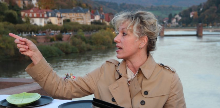 Food Tour in Heidelberg with Susanne Fiek