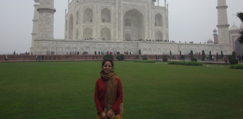 Heritage-History Tour in Agra with Monika (Monica)