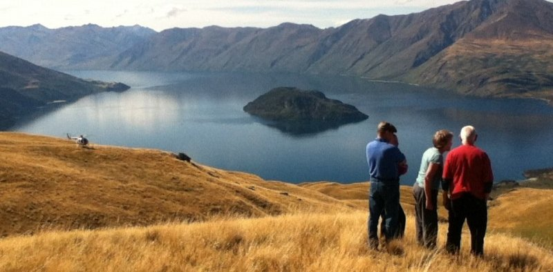 4WD Tour in Wanaka
