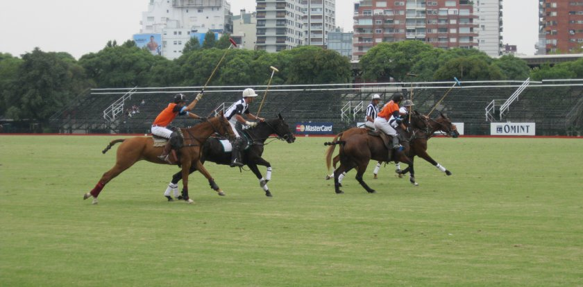 Horseback in Buenos Aires