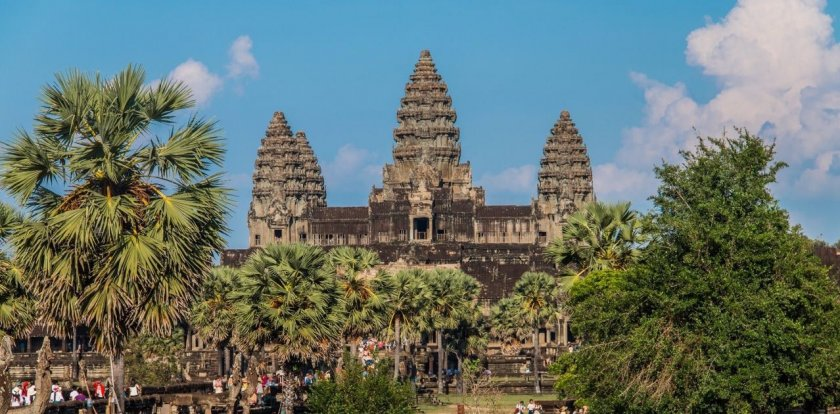 Photo Tour in Angkor Wat