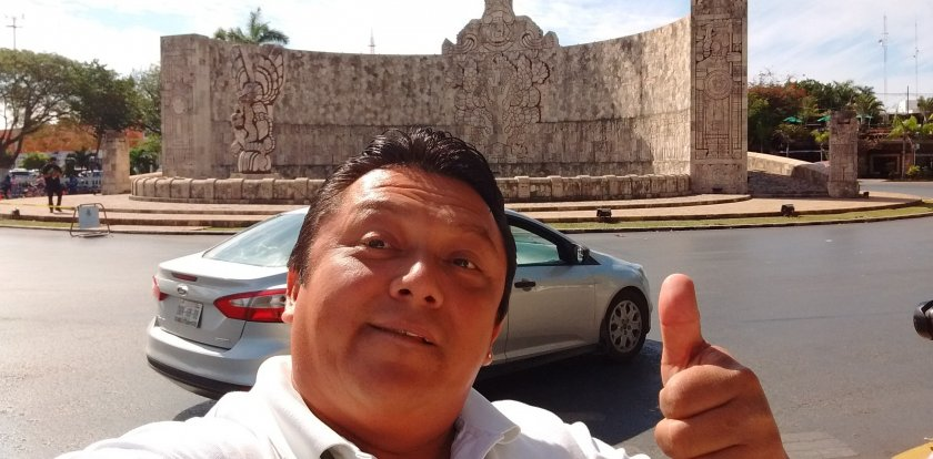 Archeological Tour in Cancun with William Zotz Alcocer