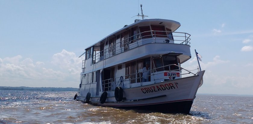 Boat Tour in Manaus