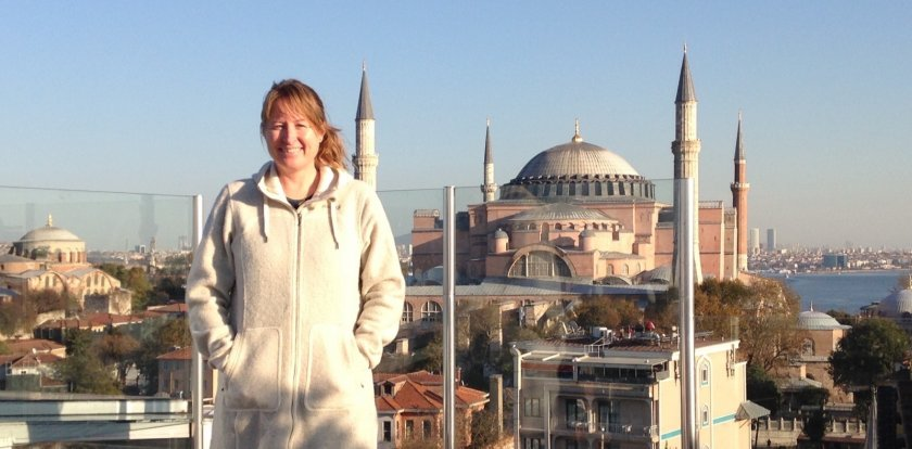 Walking Tour in Istanbul with Arzu Altinay