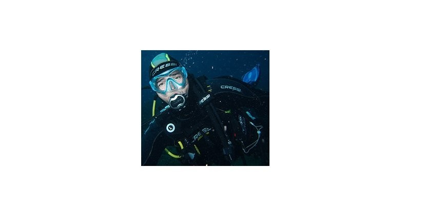 Scuba Diving in Tenerife with Ion